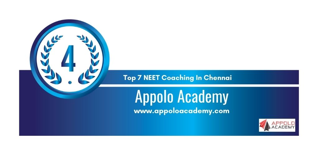 Rank 4 NEET Coaching In Chennai