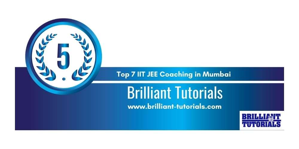 Rank 5 Best IIT JEE coaching in Chennai