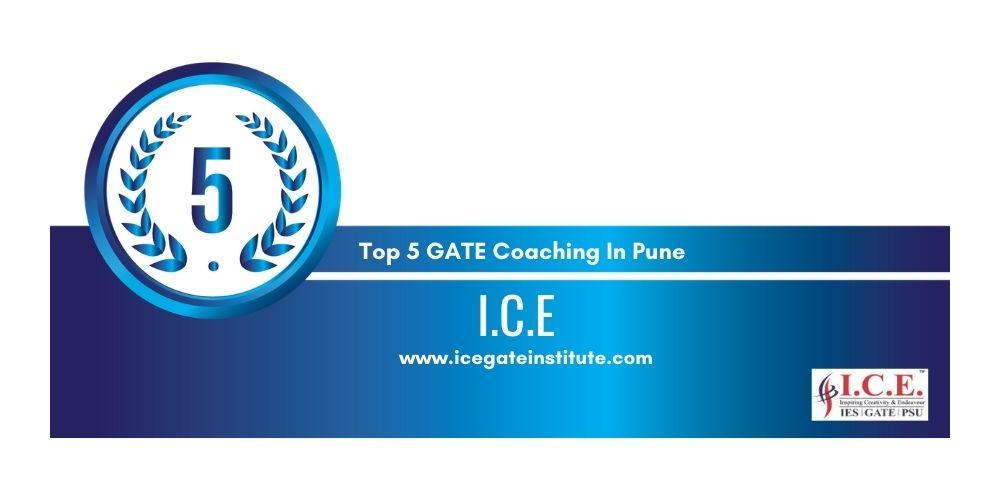 Rank 5 GATE Coaching In Pune