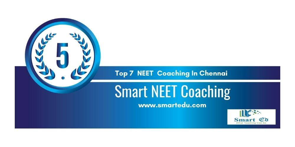 Rank 5 NEET Coaching In Chennai