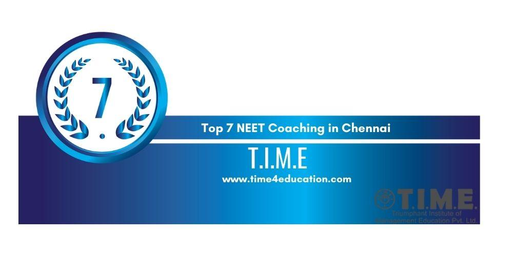 NEET Coaching in Chennai 7