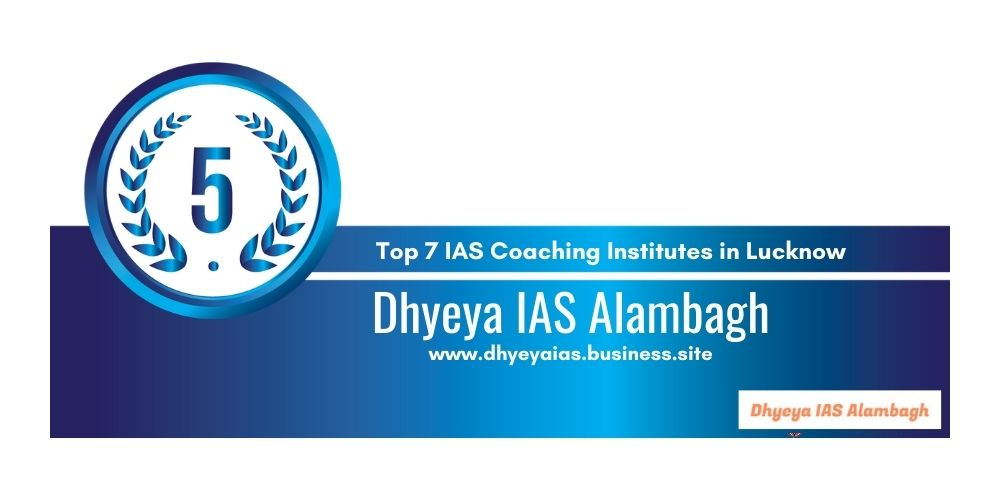 IAS coaching in Lucknow 5