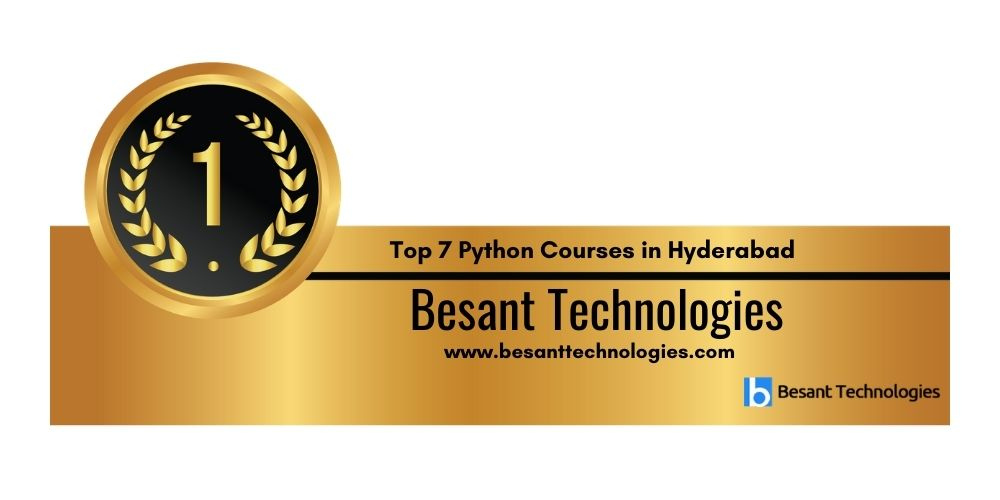 Python training in Hyderabad 1