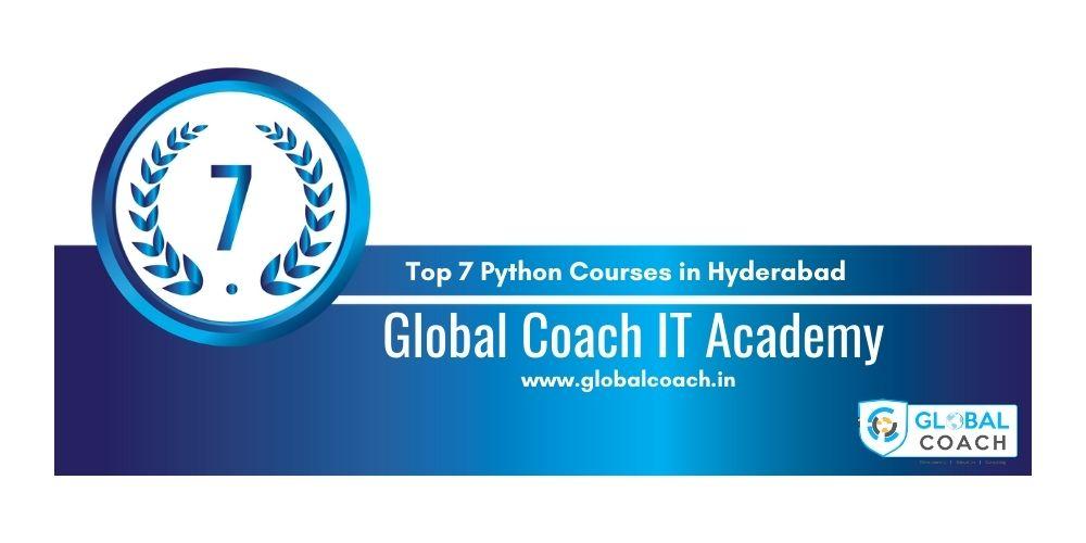 Python training in Hyderabad 7