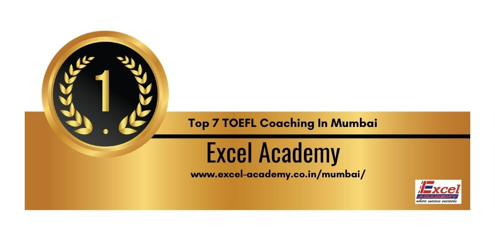 Rank 1 TOEFL Coaching In Mumbai