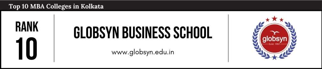 Rank 10 in the List of Top MBA Colleges in Kolkata