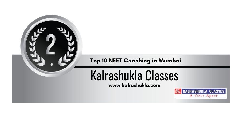 Rank 2 NEET Classes in Mumbai