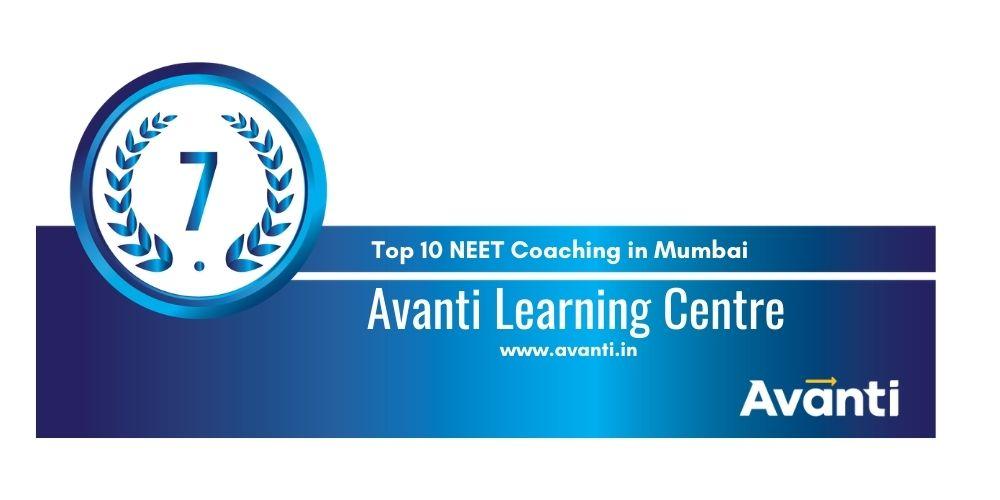 Rank 7 NEET Coaching in Mumbai