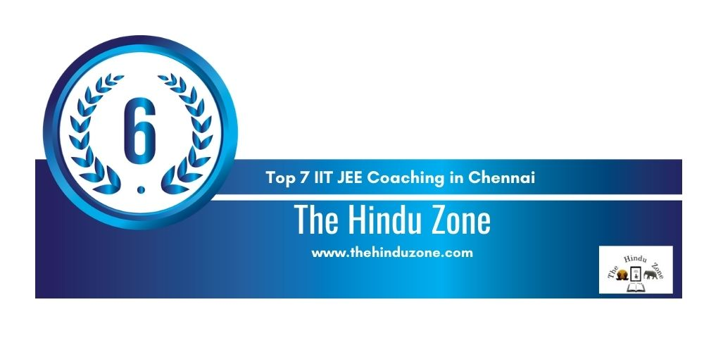 coaching for IIT JEE in Chennai 6