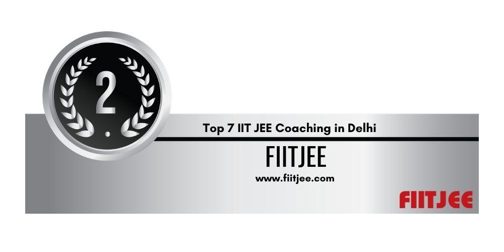 IIT JEE Coaching in Delhi 2