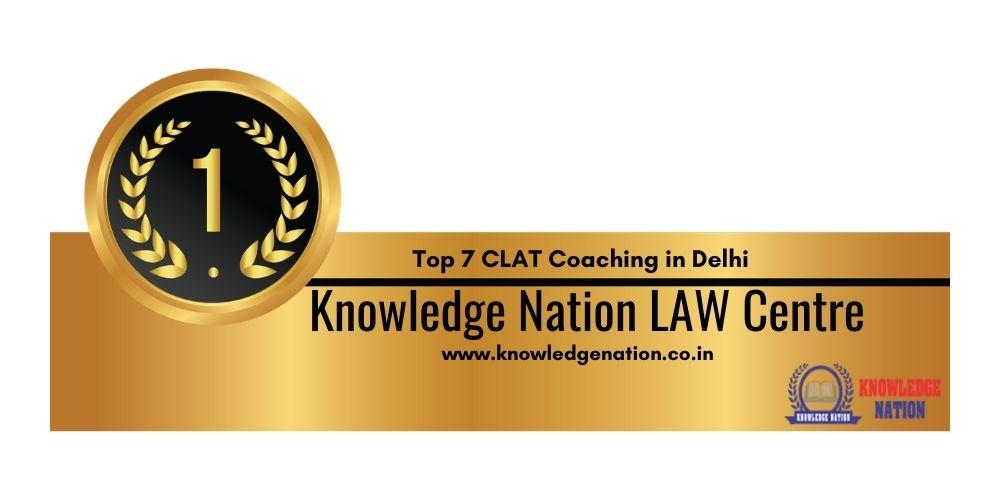 CLAT Coaching in Delhi 1