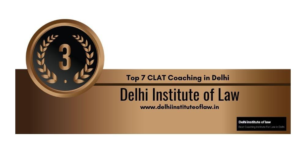 CLAT Coaching in Delhi 3