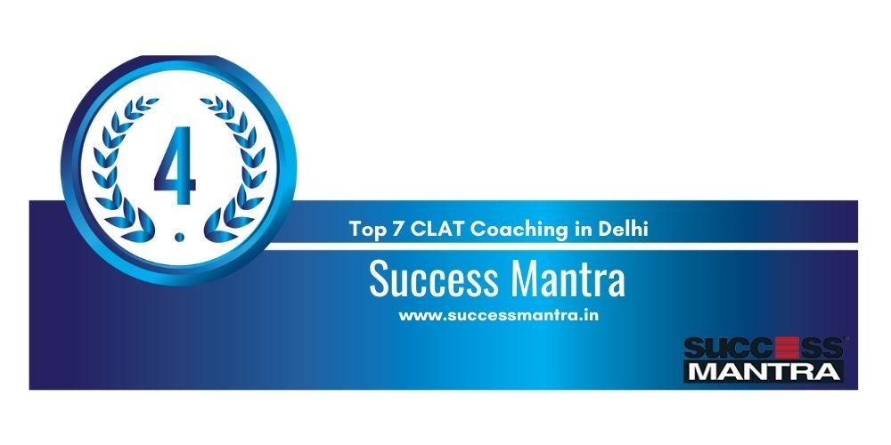 CLAT Coaching in Delhi 4