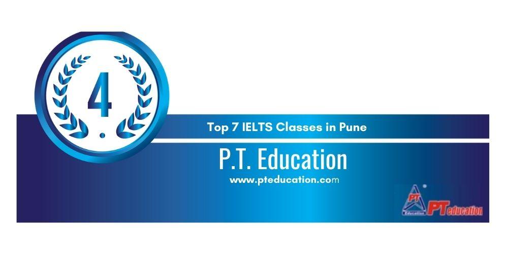 IELTS Classes in Pune Rank 4