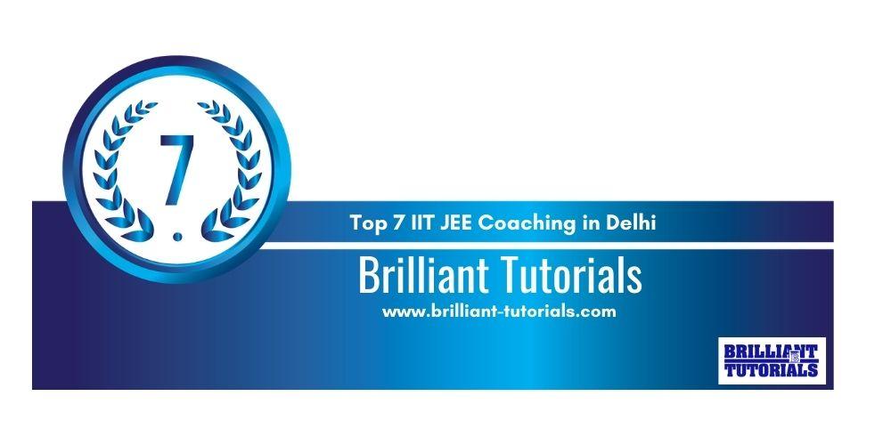 IIT JEE Coaching in Delhi 7