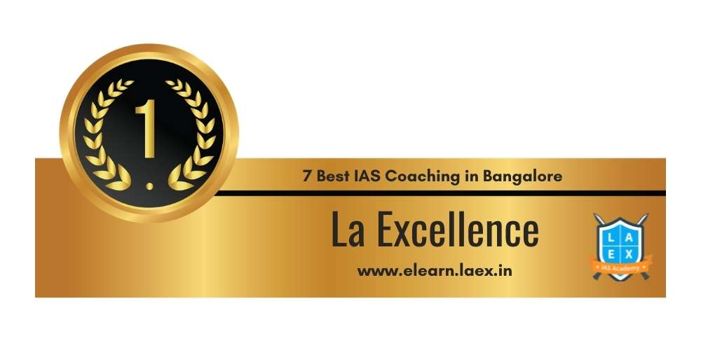 Rank 1 Best IAS Coaching in Bangalore.