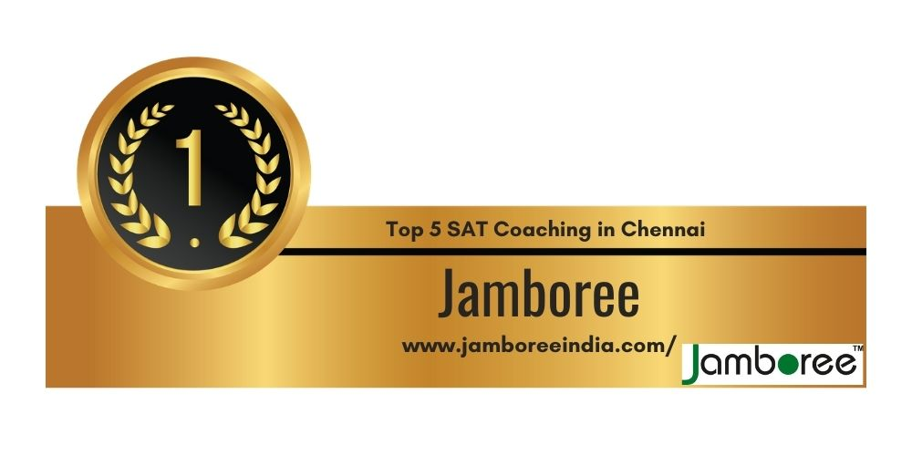 Rank 1 in Top 5 SAT Coaching Centre in Chennai