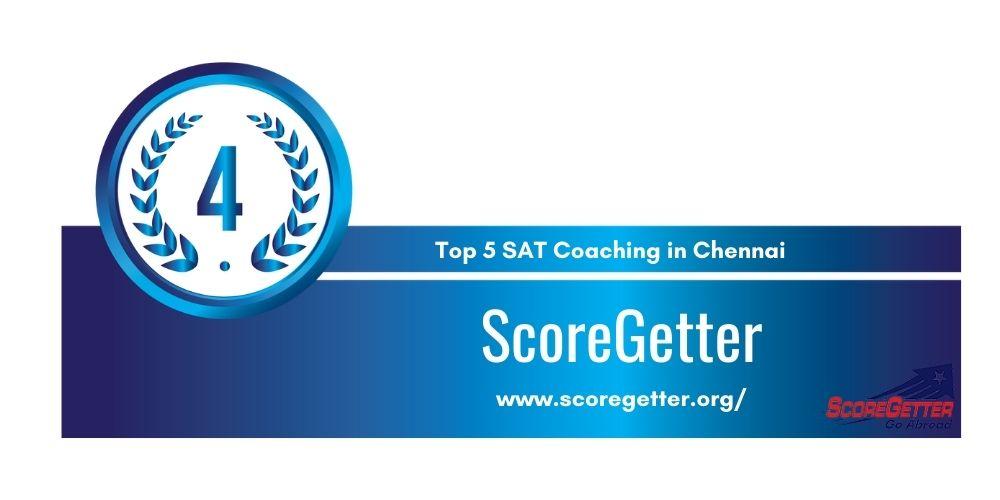 ScoreGetter SAT coaching