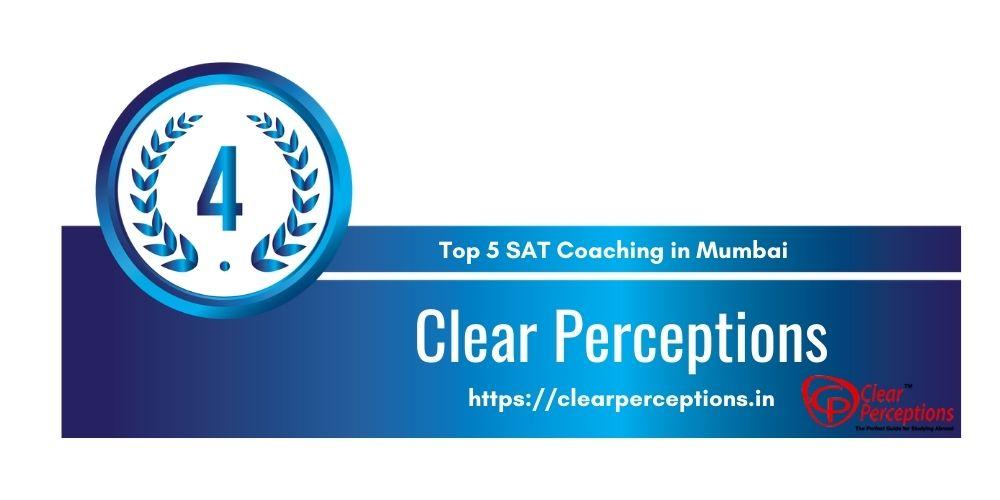 Clear perception SAT Classes