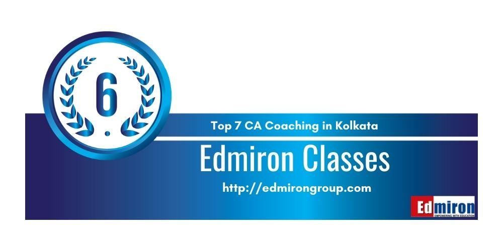 Rank 6 in Ca Coaching in Kolkata