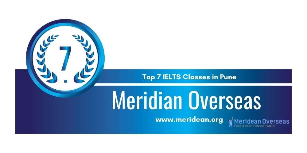 Rank 7 in Top 7 IELTS Classes in Pune.