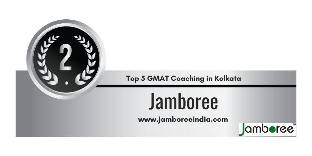 Rank 2 in Top 5 GMAT Coaching in Kolkata