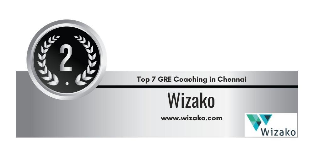 Rank 2 in Top 7 GRE Coaching in Chennai