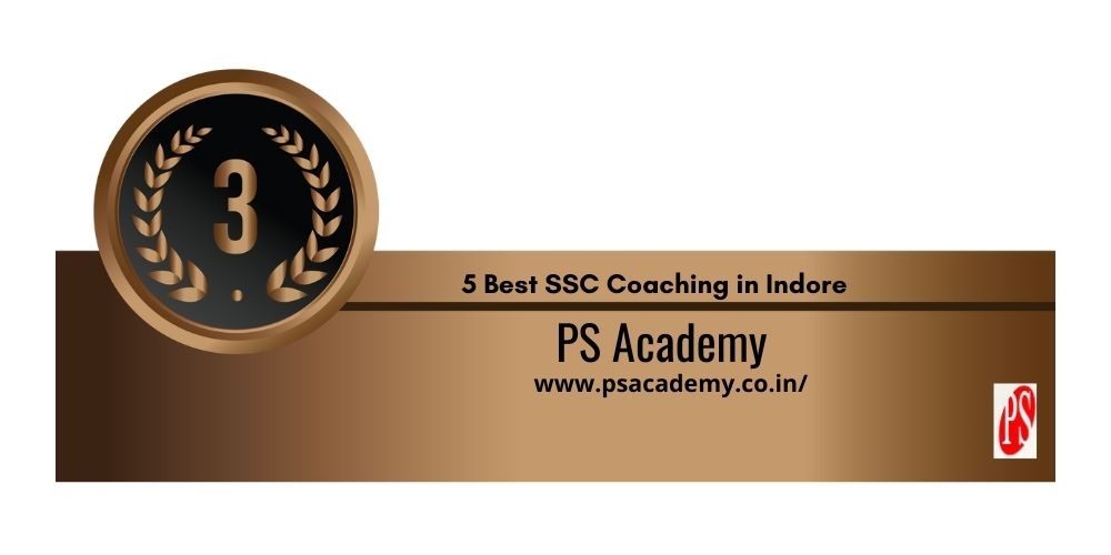 Rank 3 SSC Coaching in Indore