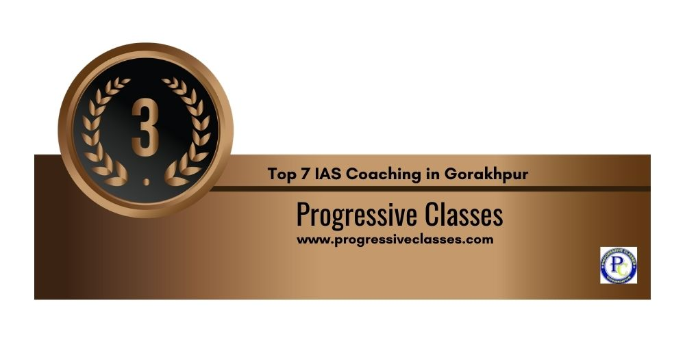 Rank 3 UPSC Coaching in Gorakhpur