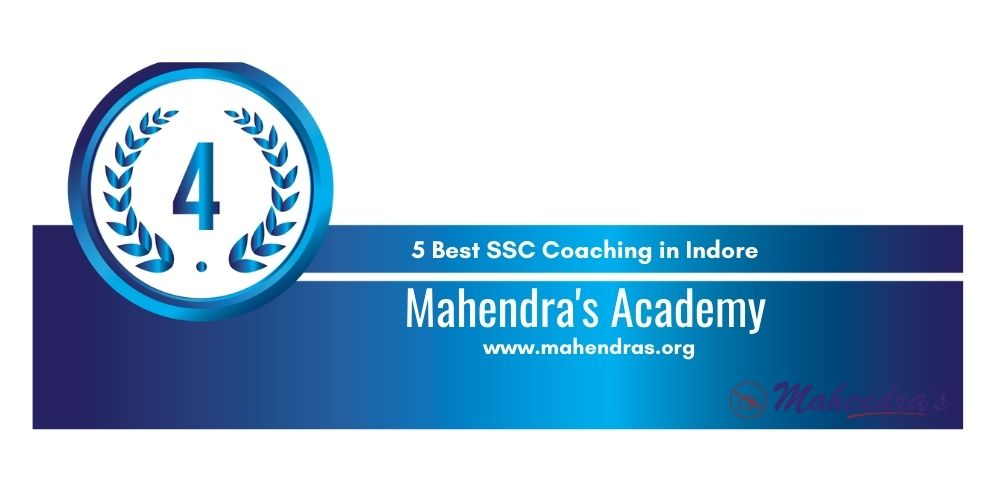 Rank 4 Coaching for SSC in Indore