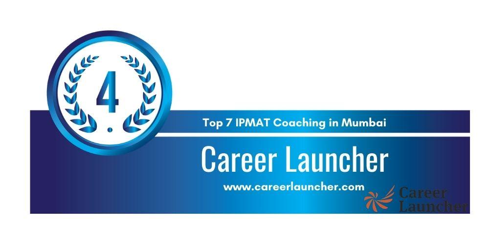 Rank 4 in 7 Best IPMAT Coaching in Mumbai