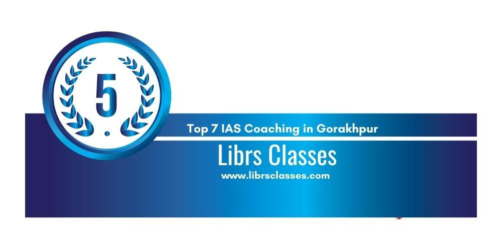 Rank 5 UPSC Coaching in Gorakhpur
