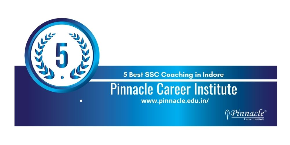 Rank 5 one of the best coaching in indore for ssc