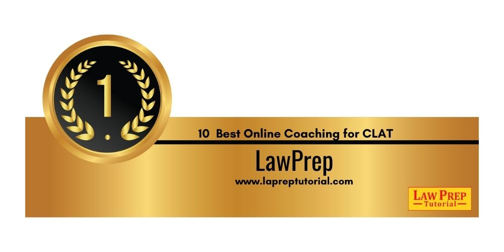 Rank 1 Best online coaching for clat