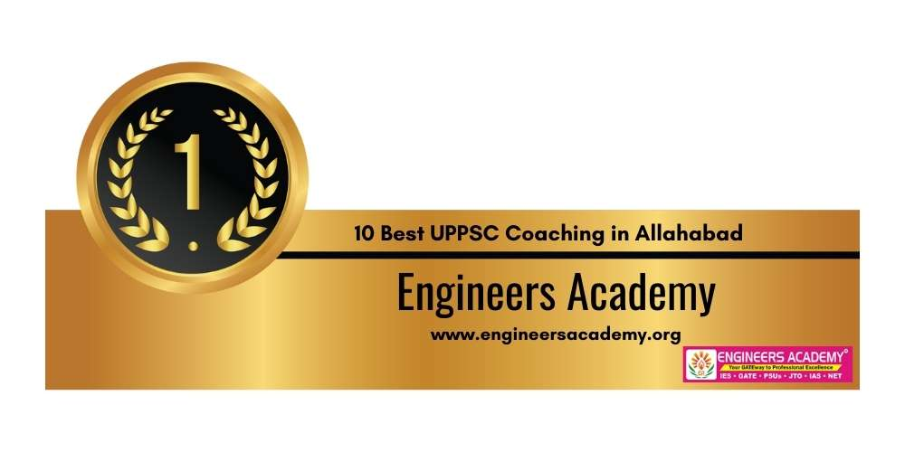 Rank 1 in 10 Best UPPSC Coaching in Allahabad
