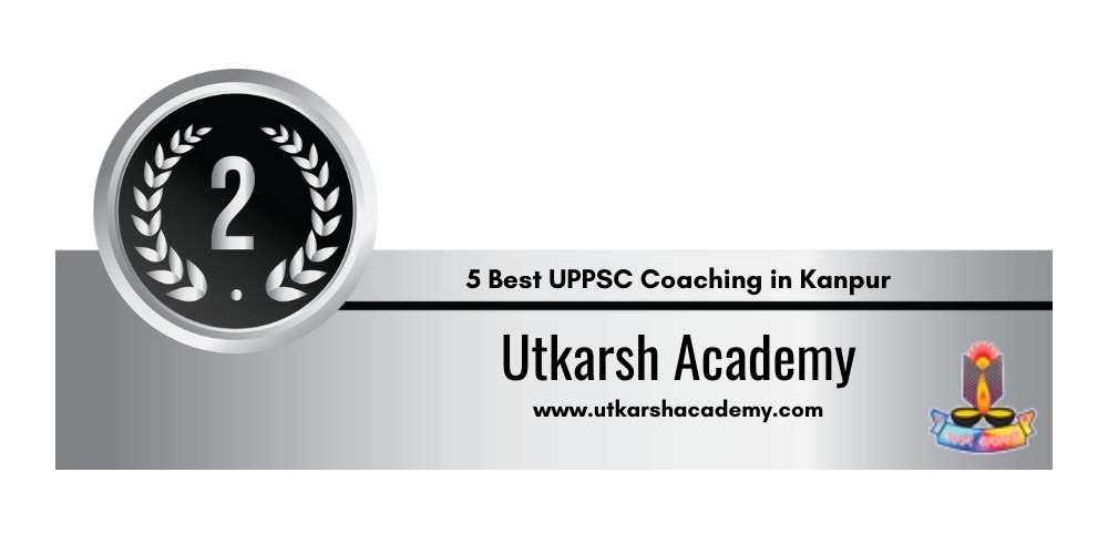Rank 2 in 5 Best UPPSC Coaching in Kanpur
