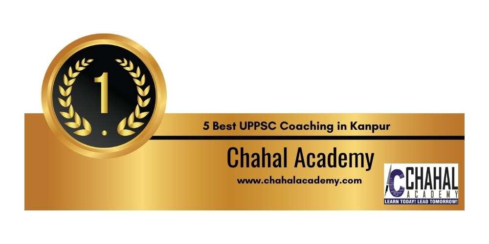 Rank 1 in 5 Best UPPSC Coaching in Kanpur