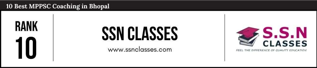 SSN Classes at Rank 10