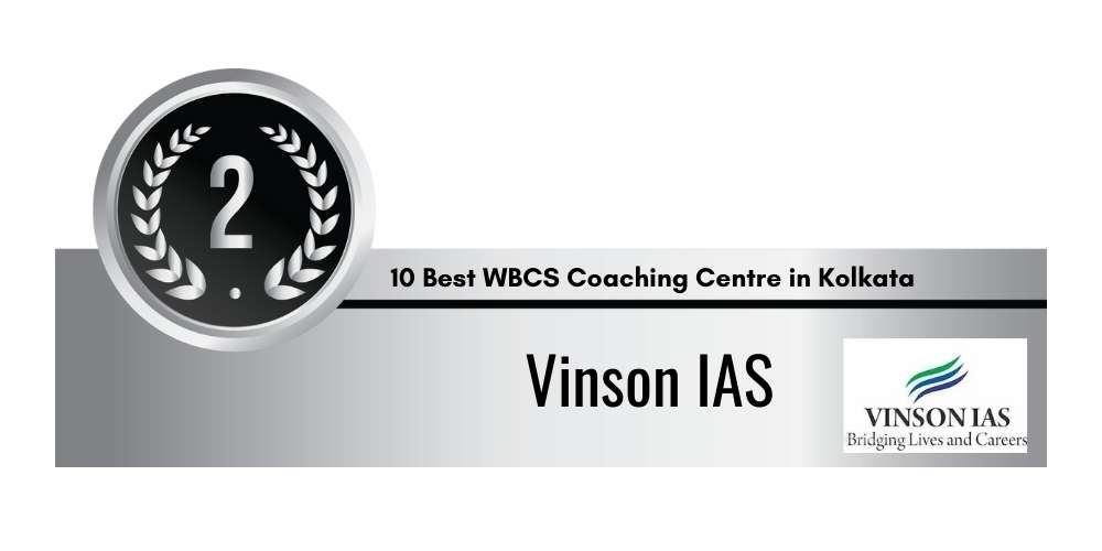 Rank 2 in 10 Best WBCS Coaching Centre in Kolkata