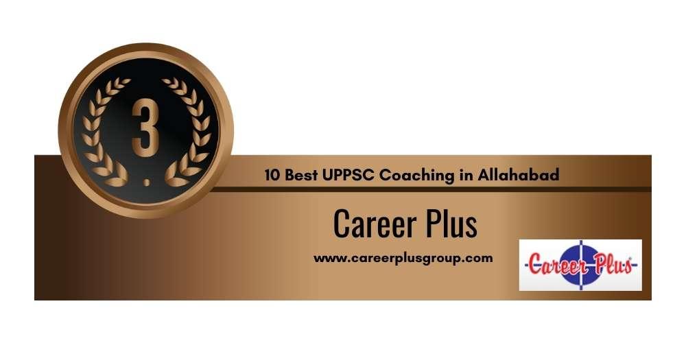 Rank 3 in 10 Best UPPSC Coaching in Allahabad
