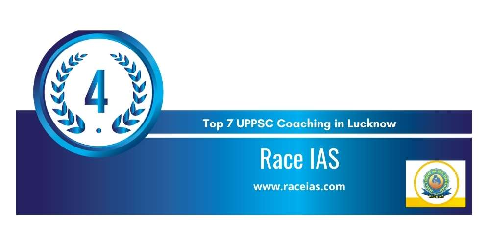 Rank 4 in Top 7 UPPSC Coaching in Lucknow