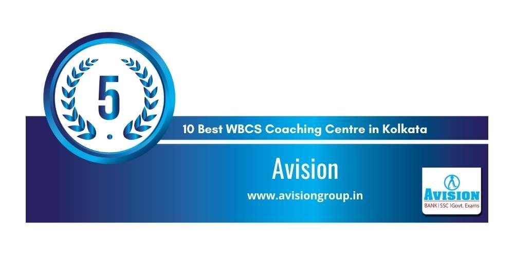 Rank 5 in 10 Best WBCS Coaching Centre in Kolkata