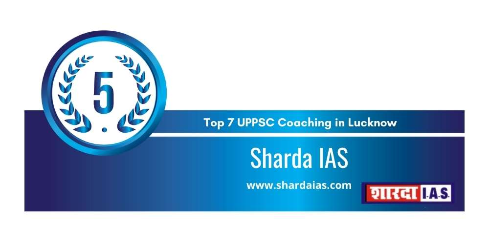 Rank 5 in Top 7 UPPSC Coaching in Lucknow