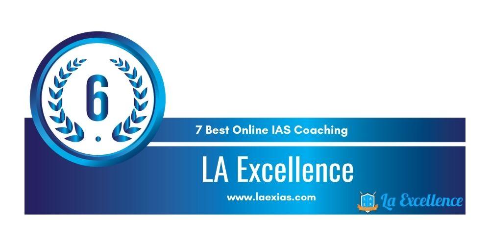 rank 6 online ias coaching