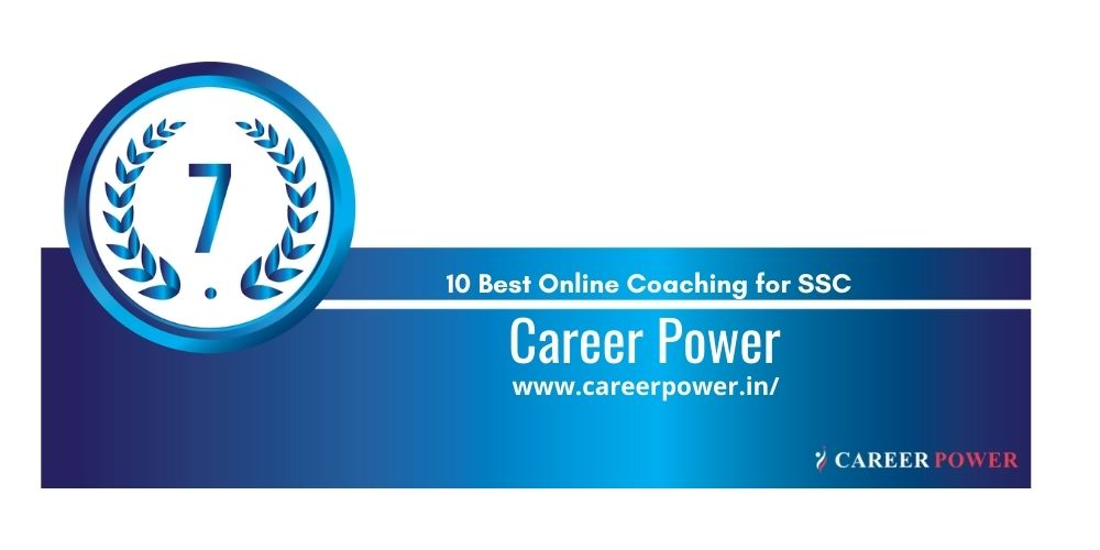Rank 7 online coaching for ssc