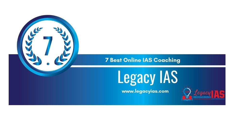 rank 7 online ias coaching