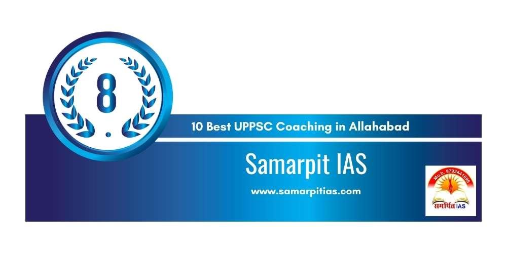 Samarpit IAS at Rank 8