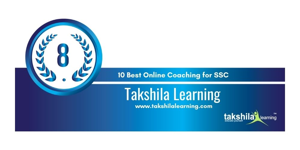 Rank 8 online coaching for ssc