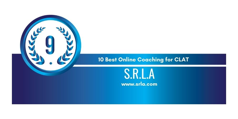 Rank 9 online coaching for clat