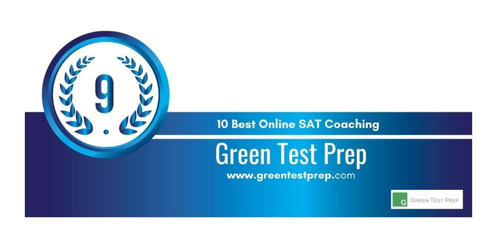Rank 9 online sat coaching